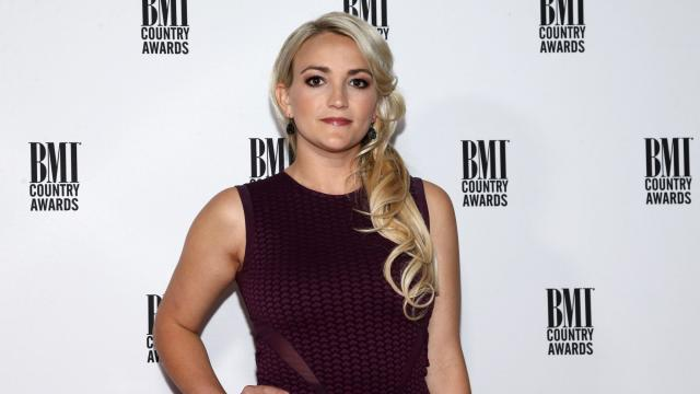 Mandatory Credit: Photo by Debby Wong/Shutterstock (6907683fd) Jamie Lynn Spears BMI Country Awards, Arrivals, Nashville, USA - 01 Nov 2016