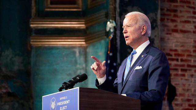 Stimulus is nice. But here's what Biden really needs to fix the economy