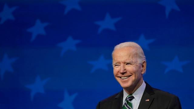 The Biden post-election market surge is the best for a new president in modern history