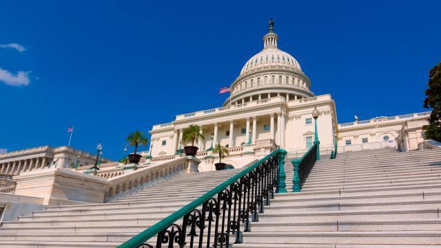 Capitol building Washington, D.C. (Deseret Photo)