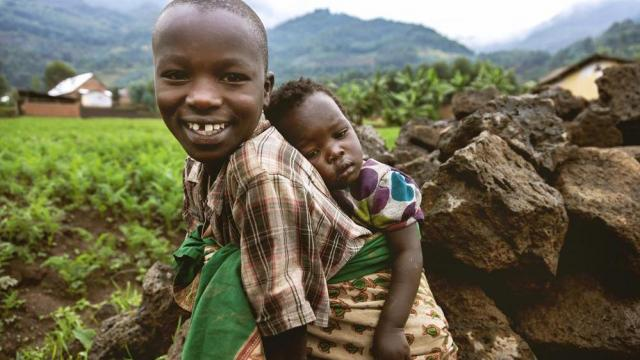 The story that never seems to penetrate the nation's collective knowledge is that the world now has disease and preventable childhood deaths on the run in Third World countries. (Deseret Photo)