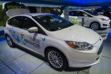 Race for electric vehicle dominance