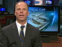 Families could go over 'fiscal cliff' along with Congress