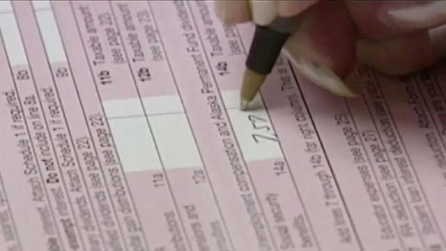 Tax Dawdlers Its The Last Minute Here Are Tips On Filing Wral