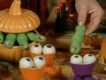 Ghoulish ideas for Halloween treats