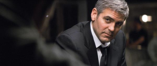 """In this photo provided by Warner Bros. Pictures,  George Clooney as Michael Clayton is shown in a scene from the movie """"Michael Clayton.""""  The film received seven Oscar nominations including Clooney for best actor and best film. (AP Photo/Warner Bros. Pictures)** NO SALES **"""