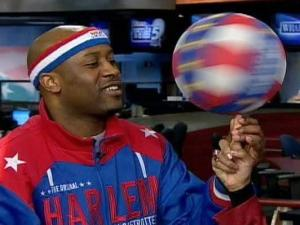 Harlem Globetrotters Stop by WRAL