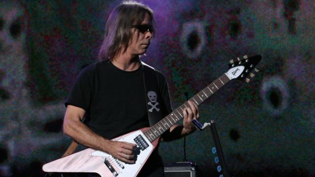 Guitarist Tim Reynolds