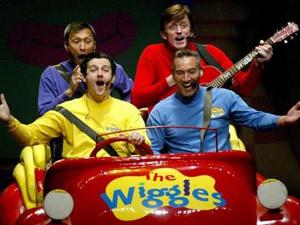 The Wiggles Live!