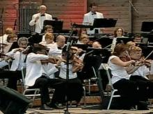 WRAL's Pops in the Park concert
