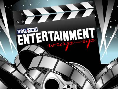 Entertainment wrap-up graphic