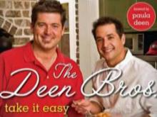 Deen brothers share cooking tips