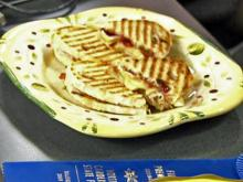 Amanda Boury, of Youngsville, won a blue ribbon at the 2009 North Carolina State Fair with the recipe for Pork Cranberry Brie Panini.