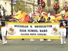 Broughton High School Marching Band