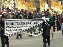 Southeast Raleigh High School Marching Band
