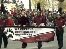 Wakefield High School Marching Band