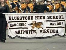 Bluestone High School Marching Band