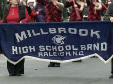 Millbrook High School Marching Band