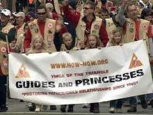 YMCA Guides and Princesses