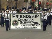 Friendship Christian School Marching Band
