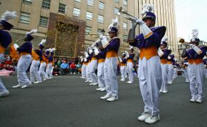 Broughton High School band