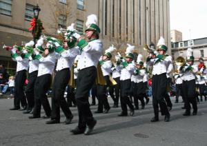 Enloe High School band