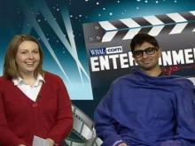 "WRAL.com's Kathy Hanrahan and ""American Idol"" finalist Anoop Des"