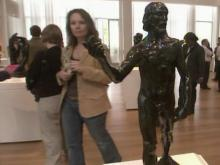 Visitors flock to museum on opening day