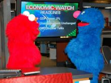 Entertainment wrap: Elmo, Grover go to work