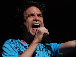 Pop-rock band Train opened for John Mayer at the Time Warner Cable Music Pavilion at Walnut Creek on July 17, 2010.