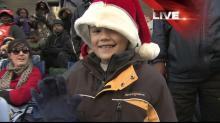 IMAGES: Raleigh parade signals start of holiday season