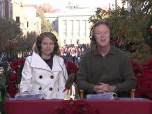 Photos of the 2010 WRAL-TV Raleigh Christmas Parade.