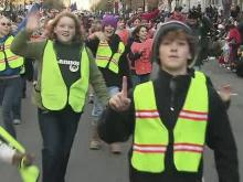 Wake County kids safety patrol