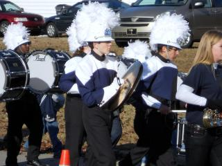 Rolesville Christmas Parade (Photo courtesy of Lillie Herman)