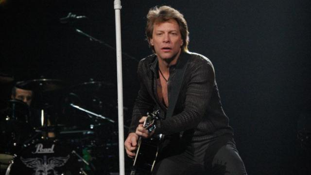 Bon Jovi played the RBC Center in Raleigh on Feb. 21, 2011.