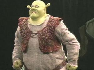 Shrek comes to Durham