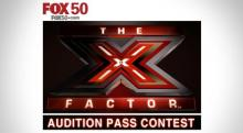 IMAGES: Win a guaranteed X Factor audition