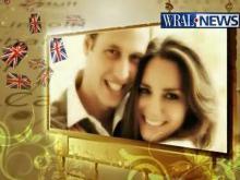 Tar Heel Traveler at royal wedding