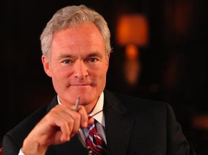 """Scott Pelley, one the most experienced reporters in broadcast journalism, has been named anchor and managing editor of the CBS EVENING NEWS, it was announced today by CBS News Chairman and """"60 Minutes"""" Executive Producer Jeff Fager and David Rhodes, the President of CBS News.  The appointment to the broadcast, to be re-named the CBS EVENING NEWS WITH SCOTT PELLEY, is effective on June 6.  Pelley will continue to report stories for """"60 Minutes."""" Photo: CBS NEWS"""