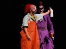 """Cirque du Soleil presents """"Alegria"""""""
