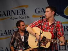 Complete Scotty McCreery concert in Garner