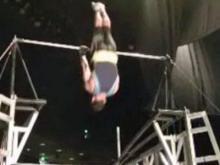 aerial high bar