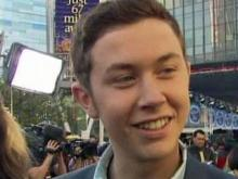 Scotty relieved after 'Idol' performance