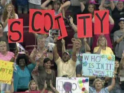 Thousands pack into RBC Center to cheer for Scotty