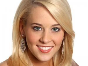 Miss North Carolina 2011 Hailey Best