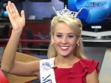 New Miss NC talks about the honor