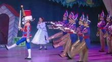 'Nutcracker' features live magic