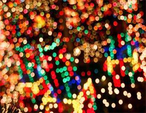 Christmas light shows prepare for the season :: WRAL.com