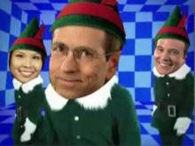 WRAL News 'elfs' itself