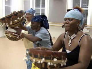 African Dance Ensemble